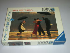 Ravensburger THE SINGING BUTLER -Vettriano - 1000 pc COMPLETE Pieces Sealed