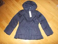 Mädchen Esprit Anorak Winterjacke Jacke blau innen Fleece Gr. 128/134 neu mit Et