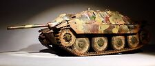 1:35 Scale WWII German Hetzer Jagdpanzer  Model Tank (Built)