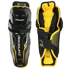 "Bauer Supreme 170 Ice/Roller Hockey Leg/Shin Pads 14"" new"