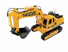 Doyusha RC Power Hydraulic Shovel excavator digger 1/20 w/ Sound Ready Set