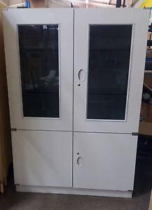 Maquet Arztschrank 1750 x 1200 x 480 / Metall