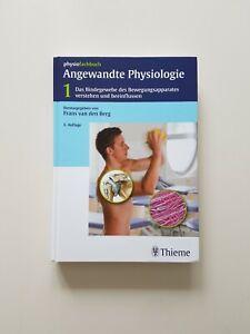 Angewandte Physiologie Band 1 (2011, Gebunden)