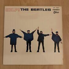 The Beatles   HELP!   Rare Japan Red Vinyl