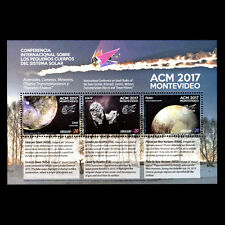 """Uruguay 2017 - ACM Conference """"Montevideo, Uruguay"""" Space - MNH"""