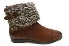 UGG Women's Inez Chocolate Boot 9.5 B (M)