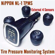 NiPPON NL-1 TPMS Wireless Tire Pressure Monitoring System w 4 Sensors/SALE