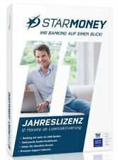 StarMoney 11 Jahreslizenz inkl Premiumsupport Deutsch Vollversion/Update DVD-Box