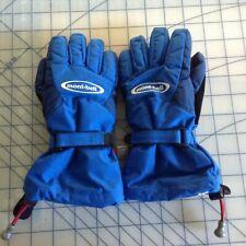 New listing Kids Mont Bell Winter Ski Gloves - Size 4-6 - Blue - Nwot