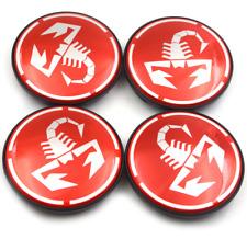 4/x nueva aleaci/ón rueda 56/mm Logo centro gorras Hub Caps Set 5ja601151
