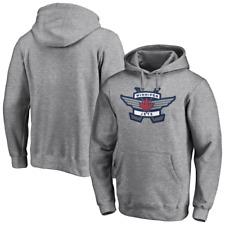 Winnipeg Jets Hoodie Men's (Size 3XL) NHL Secondary Colour Logo Hoodie - New