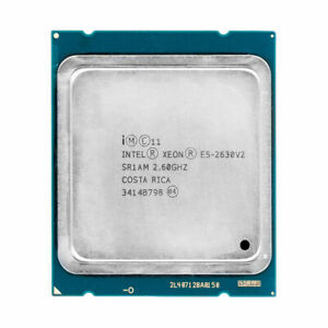 INTEL XEON E5-2630 v2 2.6GHz LGA 2011 SR1AM