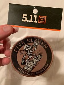 5.11 Tactical ALWAYS BE GRINDING PATCH