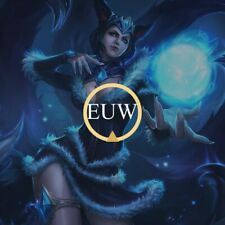 EUW LoL Smurf Account LUCKY CAPSULE 40000/50000 BE In Loot LIFETIME WARRANTY