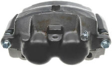 Disc Brake Caliper-PG Plus Unloaded Caliper with Bracket Front Left FRC11506