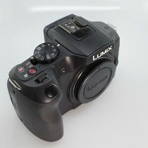 Panasonic Lumix DMC-G6   3″ Selfie screen   Near new condition   Low shutter