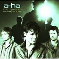 "A-HA ""THE SINGLES 1984-2004"" CD NEU BEST OF 18 TITEL"