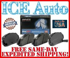 Disc Brake Pad-ProACT Ultra Premium Ceramic Pads Rear fits 13-15 Mazda CX-5