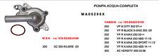 RICAMBIO BLOCCO POMPA ACQUA COMPLETO YAMAHA VP X-CITY 250 07=