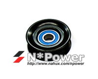 DRIVE BELT IDLER PULLEY FOR FORD TERRITORY 4.0 2.7 SX SY 04-11 BARRA182 190 245T