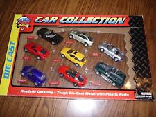 Fast Lane Die Cast Car Collection with Porsche Boxster