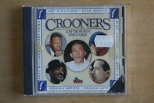 Crooners - Andy Williams, Nat King Cole, Bing Crosby  (Box C539)