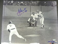 Bucky Dent Yankees (10/2/78) Signed 11x14 Photo Auto Mounted Memories 145/578