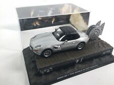 BMW Z8 James Bond 007 The world is not enough - 1:43 Diecast Model Car DY004