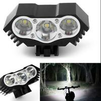 15000LM XML T6 LED 4 Modes Bicycle Lamp Bike Light Headlight USB Cycling Torch