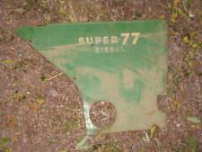 Oliver Super 77 Diesel Tractor Side Panel