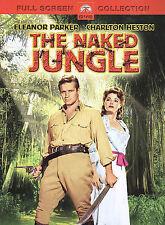 The Naked Jungle (DVD, 2004, Full Screen) Charlton Heston, Eleanor Parker