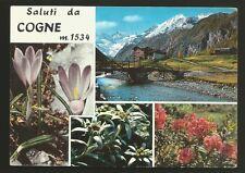 AD7730 Aosta - Provincia - Saluti da Cogne - Vedute
