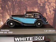 1/43  WhiteBox   Hotchkiss   686 GS   1949  1 0f 1000