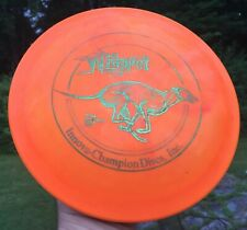 • INNOVA DISC GOLF -  Vintage WHIPPET Orange Mid Range 175g Domey
