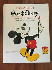 The Art Of Walt Disney From Mickey Mouse to the Magic Kingdoms 1983 Edition