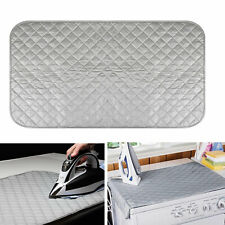 Magnetic Ironing Portable Mat Washer Dryer Cover Board Heat Resistant Blanket