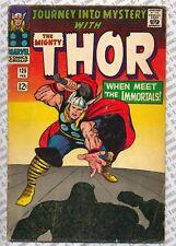 Journey Into Mystery #125 (1966) Very Good Minus (3.5) Immortals ~ Marvel Comics