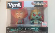 funko,VYNL cartoons,THUNDERCATS, LION-O , MUMM-RA,pack,exclusive