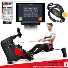 Sportstech RSX500 120kg Máquina de remo - Negra/Roja