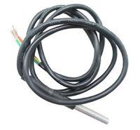 1pcs 1M DS18B20 Waterproof Thermal Temperature Sensor Stainless Steel Probe