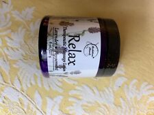 Relax Therapeutic Massage Lotion – with Lavender & Peppermint Essential Oils