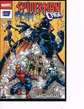 Amazing Spider-Man, Storm X-Men & Luke Cage Promo Comic American Cancer Society