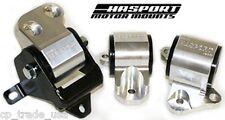 HASPORT Motor Mounts Kit Civic 96-00 EK 2 Bolt Post Mount D16 B16 B18 EKSTK-62A