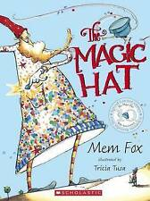 THE MAGIC HAT by Mem Fox Special Limited Edition Children's Reading Picture Book