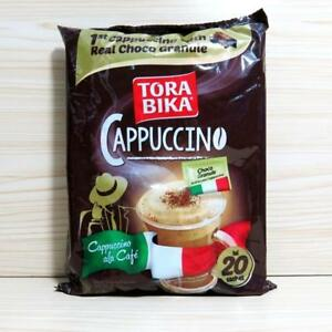 500g Coffee 20 Bags*25g/ Bag Torabika Cappuccino Instant Coffee Flavored Coffee