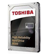 Disco duro 3.5 Toshiba 4tb N300 Sata3 7200rpm 128MB