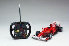 Ferrari F10 F1   1:20   Quality R/C Model Car w/ F1 Steering Wheel Controller