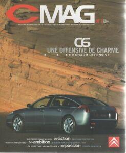 LOT DE 22 Magazines CMAG N°1 à 20 + 2 HORS SERIE - C MAG C-MAG  MAGAZINE CITROEN