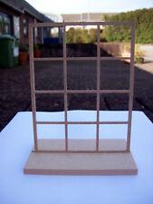 12th Scale 12 Pane  (3 x 4) Georgian Window
