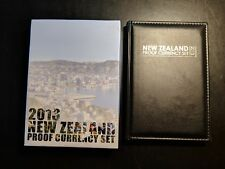 New Zealand 2013 Proof Currency Set